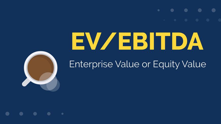 Мультипликатор EV / EBITDA